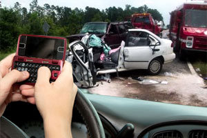 UAB hosts distracted driving demo, Stavrinos to speak on dangers