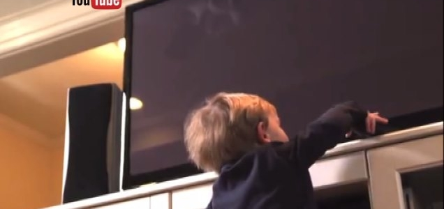 Flat screen TV dangers for kids and pets