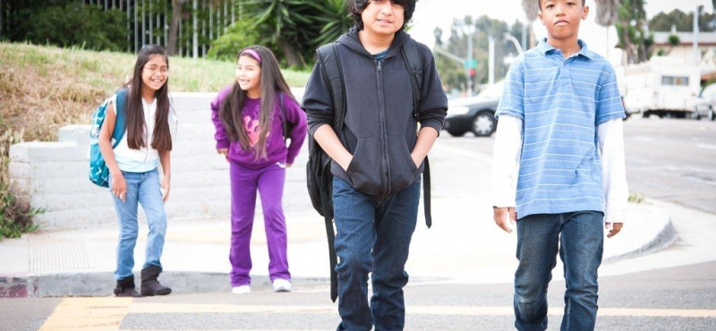 Trouble in Traffic: Kids with ADHD Have Difficulty Crossing Streets