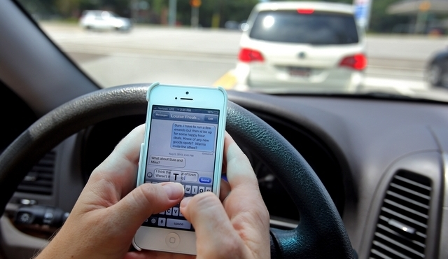 Distracted driving is more than just texting